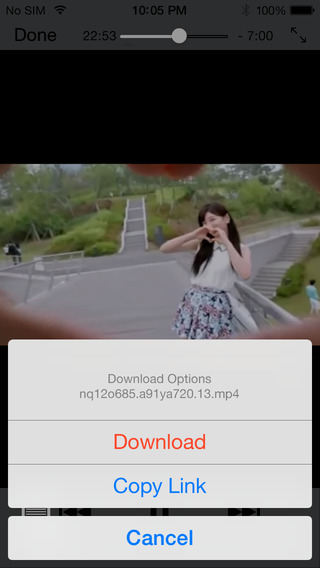 Download YouTube Videos on iPhone